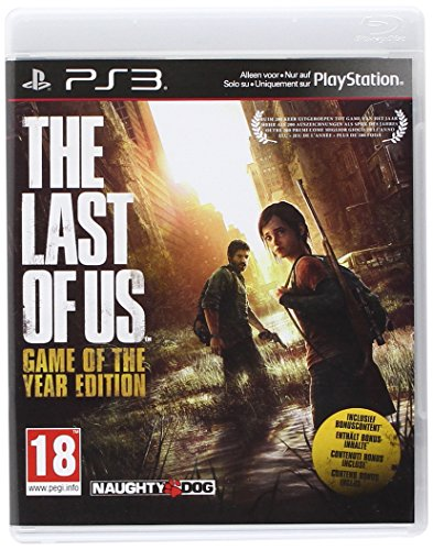 The Last of Us: Game of the Year Edition [AT-PEGI]