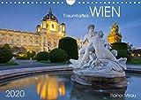 Traumhaftes Wien 2020 (Wandkalender 2020 DIN A4 quer): 12 atemberaubende Fotografien aus dem facettenreichen Wien (Monatskalender, 14 Seiten ) (CALVENDO Orte) - Rainer Mirau