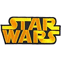 STAR WARS EMBROIDERED IRON ON PATCHES # WITH FREE GIFT by Eddyshopping