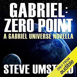 Gabriel: Zero Point: The FREE Prequel Novella cover art