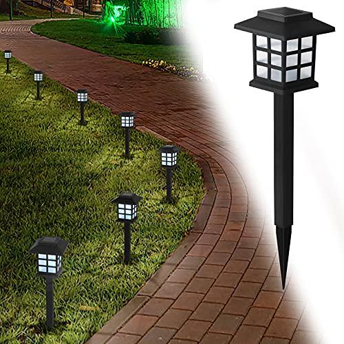 12 Pack Solar Garden Lights (Cool...