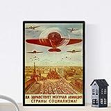 Nacnic Vintage Poster Vintage Propagandaplakat der