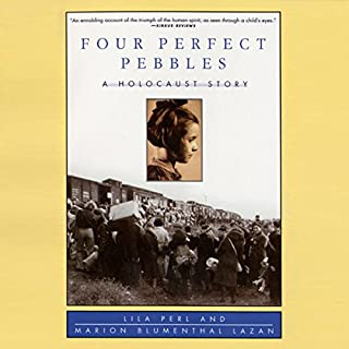 Four Perfect Pebbles cover art