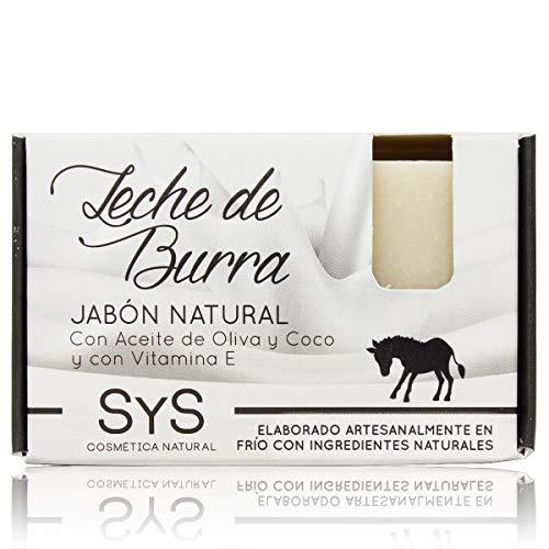 JABON NATURAL SYS PREMIUM 100g LECHE DE BURRA