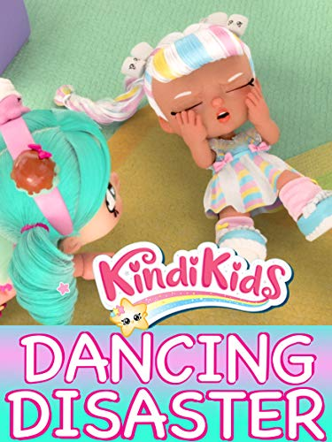 Kindi Kids Cartoon Episode 3 - Dancing Disaster
