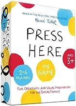 Chronicle Books Press Here Game