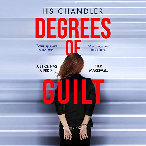 Degrees of Guilt audiobook cover art