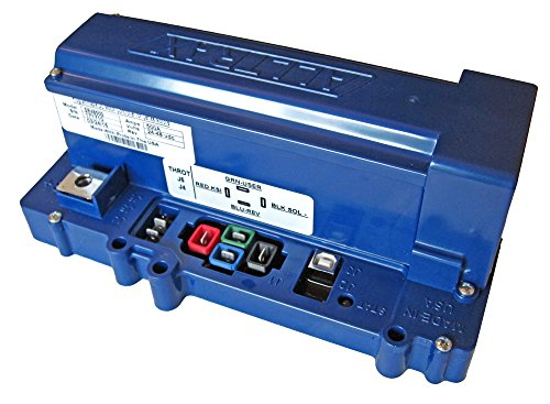 Alltrax SR-48600 Motor Controller with 400 amp Solenoid MZJ-400, Diode & Pre-Charge Resistor -  CON-SR-48500