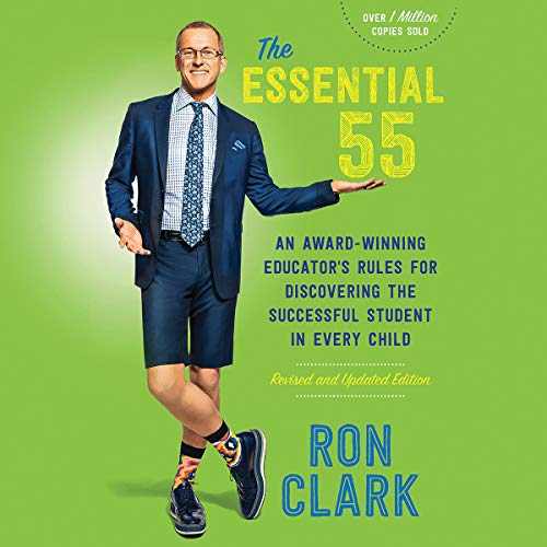 The Essential 55 audiobook cover art