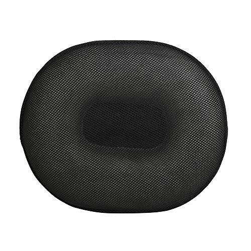 Memory Foam Cushion Schmerzlinderung Comfort Donut Ring Chair Sitzkissen zur Druckentlastung von Hämorrhoiden und Piles, Steißbein oder Hüftgelenk Schmerzen und Beschwerden (Schwarz)