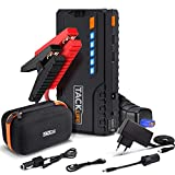 Best battery jump starter - TACKLIFE T6 800A Peak 18000mAh Car Jump Starter Review