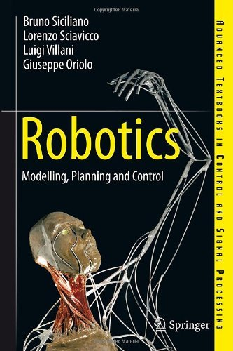 Robotics: Modelling, Planning and Control (Advanced Textbooks in Control and Signal Processing) (English Edition)