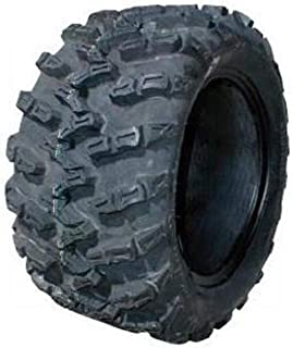 GBC Grim Reaper Front/Rear Tire - 25x8R-12 , Position: Front/Rear, Rim Size: 12, Tire Application: All-Terrain, Tire Size: 25x8x12, Tire Type: ATV/UTV, Tire Construction: Radial, Tire Ply: 8 AE122508GR