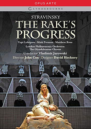 Strawinsky: The Rake\'s Progress [DVD]