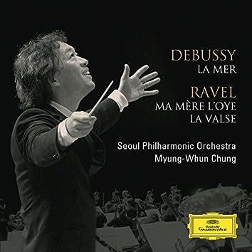 Debussy: La Mer / Ravel: Ma Mere l'Oye, La Valse