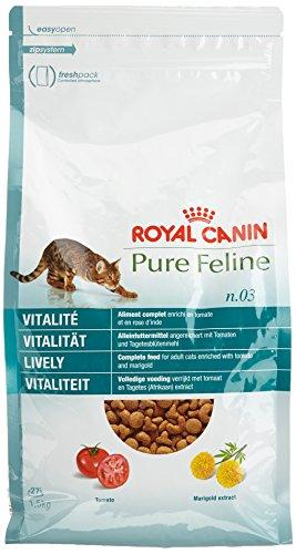 Royal Canin 55241 Pure Feline Vitalität 1,5 kg - Katzenfutter