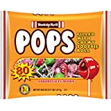 Tootsie Pops Original Assorted Flavors with Chocolatey Center, 80 Count Giveaway Bag, Peanut Free, Gluten Free