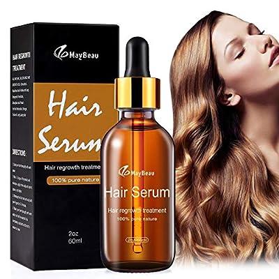 Haarwachstum Serum MayBeau Haar