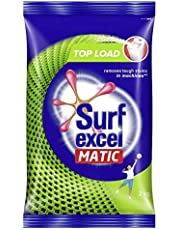 Surf Excel Matic Top Load Detergent Washing Powder 2KG, Specially Designed For Tough Stain Removal In Top Load Machines