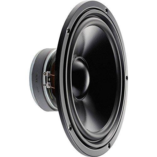 'Visaton VS-W250S/4–Lautsprecher (25,4cm (10), 25cm, Papier, 100W, 150W, 34–5500Hz) schwarz