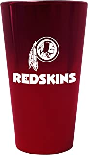 Washington Redskins Burgundy Lusterware Pint Cup