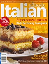 Better Homes And Gardens Special Interest Publications, Ultimate Italian, Special 2008 Issue