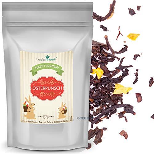 Ostertee - Osterpunsch Schwarzer Tee Sahne Eierlikör (100 Gramm)