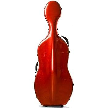 LVSSY-Accesorios para Instrumentos Musicales Estuche para Violonchelo 4/4 Profesional,Super Ligero,Correa,Mezcla De Fibra De Carbon,Funda para Violonchelo: Amazon.es: Deportes y aire libre