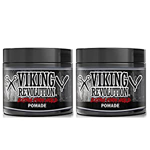 Extreme Hold Pomade for Men – Style & Finish Your Hair (2 Pack) 3