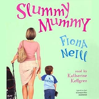 Slummy Mummy audiobook cover art