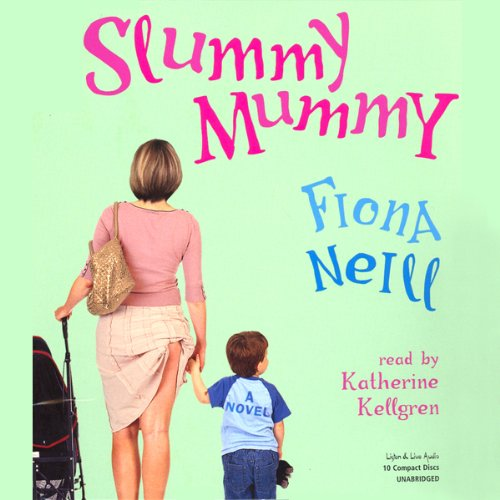 Slummy Mummy audiobook cover art