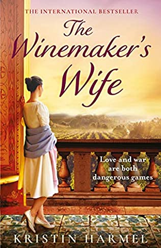 book cover of The Winemaker\'s Wife