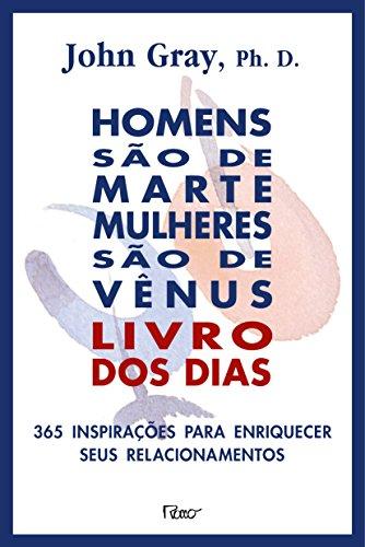 Homens são de Marte, mulheres são de Vênus: Livro dos dias