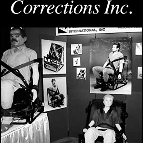Corrections, Inc. audiobook cover art