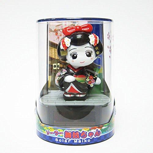 Maiko - Figurine Solaire Noire!!/POUPEE/GEISHA.