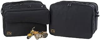 made4bikers: Bolsas Interiores Adecuado para de los Modelos BMW R1200GS R1200 GS a 2013 - Bolsa Exterior Desmontable