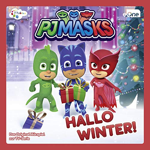 Hallo Winter: PJ MASKS