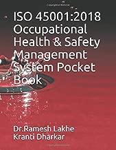 ISO 45001:2018 Occupational Health & Safety Management System Pocket Book (RRL)