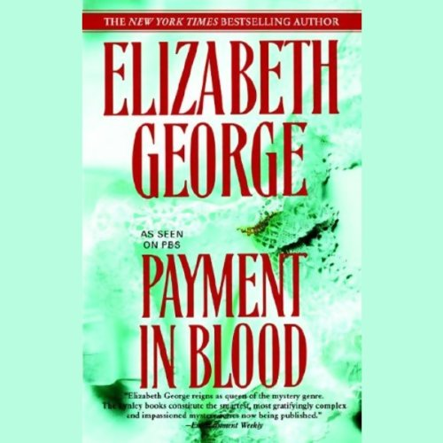 Payment in Blood audiobook cover art