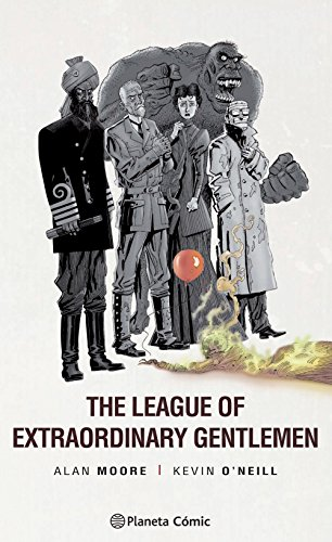 The League of Extraordinary Gentlemen nº 02/03 (Trazado)...