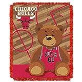 NBA Chicago Bulls Baby Blanket