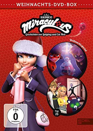 Miraculous - Geschichten von Ladybug & Cat Noir: Weihnachts-Box - Die DVD zur TV-Serie
