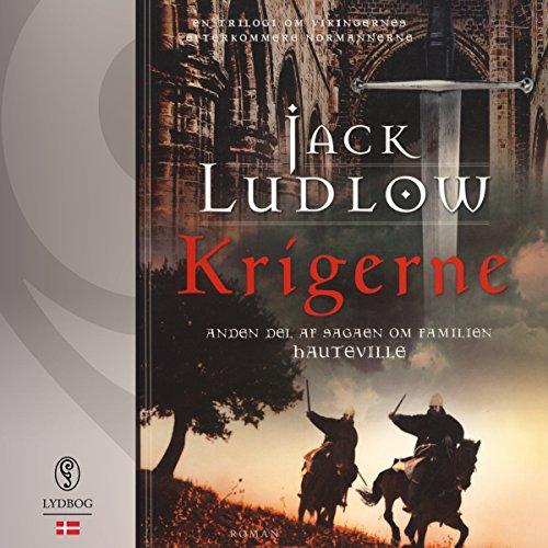 Krigerne audiobook cover art