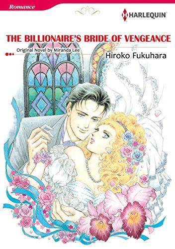 The Billionaire's Bride of Vengeance: Harlequin comics (English Edition)