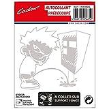 Cadox Ministicker - Anti Radar sur Transparent G