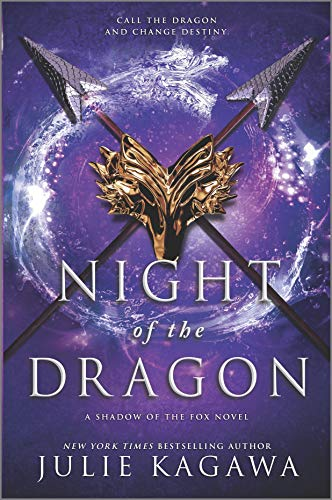 Night of the Dragon (Shadow of the Fox, 3)