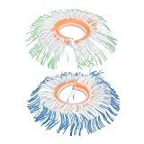 Variedad de anémona, hojas transparentes, simulación de ensueño, decoración de plantas de anémona con reemplazo de electricidad estática para acuario para decoración de acuarios
