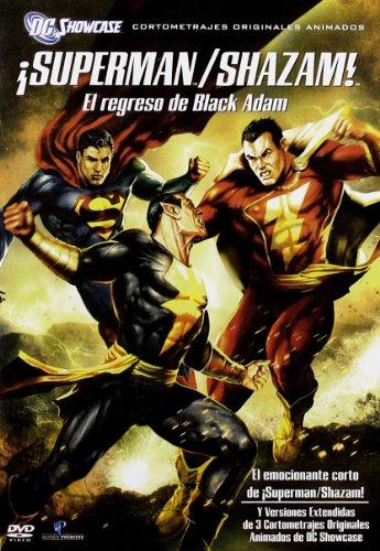 Superman/Shazam: El Regreo De Black Adam [DVD]