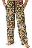 Looney Tunes Pantalon Pijama Hombre, Pijama Hombre Invierno 100%...