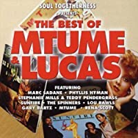 The Best of Mtume and Lucas by Mtume & Lucas (2006-03-21)